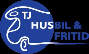 LOGO TJ Husbil & Fritid blå mellan PNG
